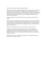 w journal life under the chief doublespeak officer life under  1 pages discussion 1