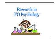Chp 2 research methods