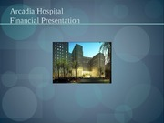Final Project PPT Presentation HCA 270
