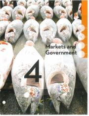Chapter 4 Markets and Government