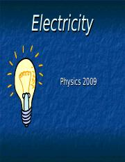 electricity -good one.ppt