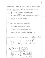 Lecture Notes 4.5 NBody-LSODE