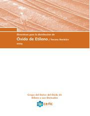 Guidelines for the Distribution of Ethylene Oxide (third version-2004) - Spanish.pdf