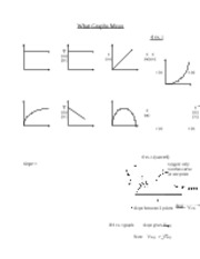 Unit 1A - Motion - Kinematics Problems