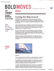 Ford_Bold_Moves_Turning_Around_the_Ship