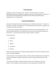 Applications In Education and Business.docx