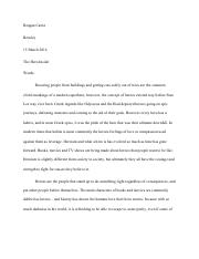 Reagan Caron ENC definition essay