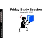 Friday_Study_Session 2