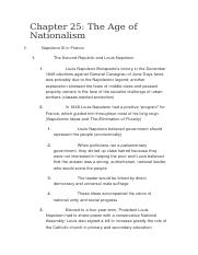 The Age of Nationalism.docx
