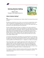 solving_solution_selling