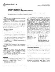 procedure of los angeles abrasion test Designation: c 131 – 03 standard test method for resistance to degradation of small-size coarse aggregate by abrasion and impact in the los angeles machine1 this standard is issued under the fixed designation c 131 the number immediately following the designation indicates the year of.