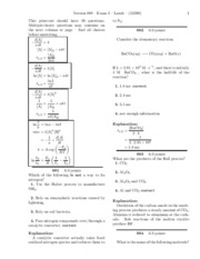 Chem302_Laude_Exam3_Spring09