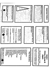 Asian Beliefs And Culture Foldout Notes