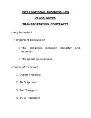 6-Transportation-Contracts