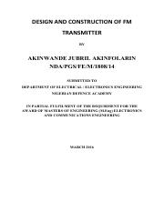 303935574-Design-and-Construction-of-Fm-Transmitter-Report_2