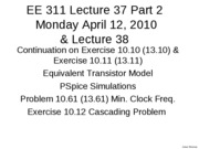 Lecture 37 Part 2 Exercise1310 & 1311_1