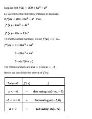Solution for Chapter 4, 4.3 - Problem 32 - Single Variable Calculus, 6th Edition - eNotes.pdf