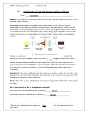 CHEM 1201 Experiment 3 Beers Law Data Sheet_version 3 (4).docx