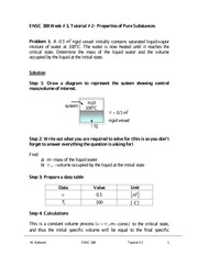 ENSC 388 Spring 2012 Tutorial 2 Solutions
