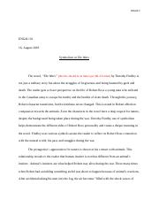 The Wars essay (1)(1).docx