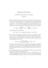 HW02 solutions