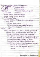 Ancient Greek Astronomy Notes