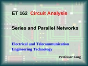 Series&Parallel Networks