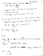 Thermal Physics Solutions CH 4-5 pg 94