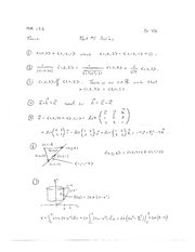 Test 1 Solutions (Spring 2006)