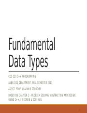 COS120_F2017_Lecture02_FundamentalDataTypes.pptx