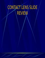 CONTACT+LENS+SLIDE+REVIEW+IIa.ppt