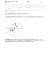Calc-3-Fall-2009-Exam-2