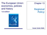 Nello chapter 13 regional policy