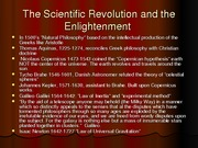 The Scientific Revolution and Enlightenment.ppt1