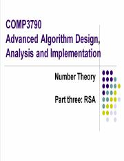 Part3 Number Theory 03 RSA