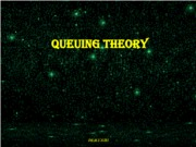 QUEUING THEORY 2012