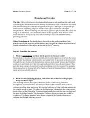 4. Historian as Detective(1).docx