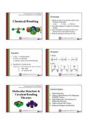 molecular+structures+and+bonding+theories