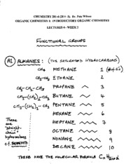 CHEM 281-2011-3 Lecture Notes 4 - WEEK 2