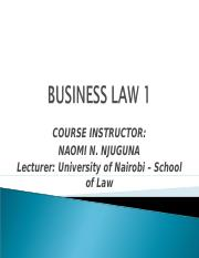 BUSINESS LAW 1 introduction.ppt