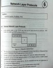 UNIT-3 Part-6 PROTOCOLS