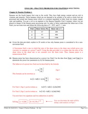 ENGG 201 (Fall 2013) - Chapter 8 - Practice Problem Solutions - Dr. Sen