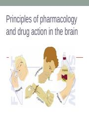 04 Pharmacology Principles_Student Version