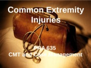 41047354-Common-Extremity-Injuries