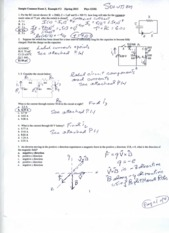 Exam 3 sample 2 spr13h-SOLVED