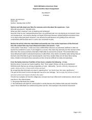 summer reading essay dialectical journal