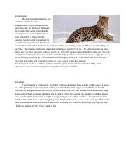Endangered Species Project.docx