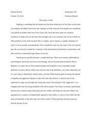 antigone individual vs state essay