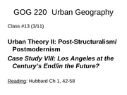 class_13_student_version_urban_theory_ii_post-structuralism...postmodernism_modernism_and_marxism