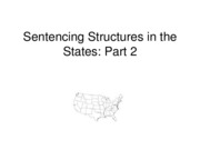 Sept. 14. 2010 Types of Sentencing.Part 2